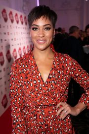 Cush Jumbo at Stage Debut Awards 2018 Arrivals in London 2018/09/23 6