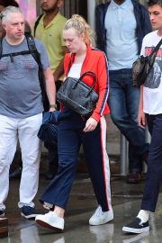 Dakota Fanning Out and About in New York 2018/09/12 3