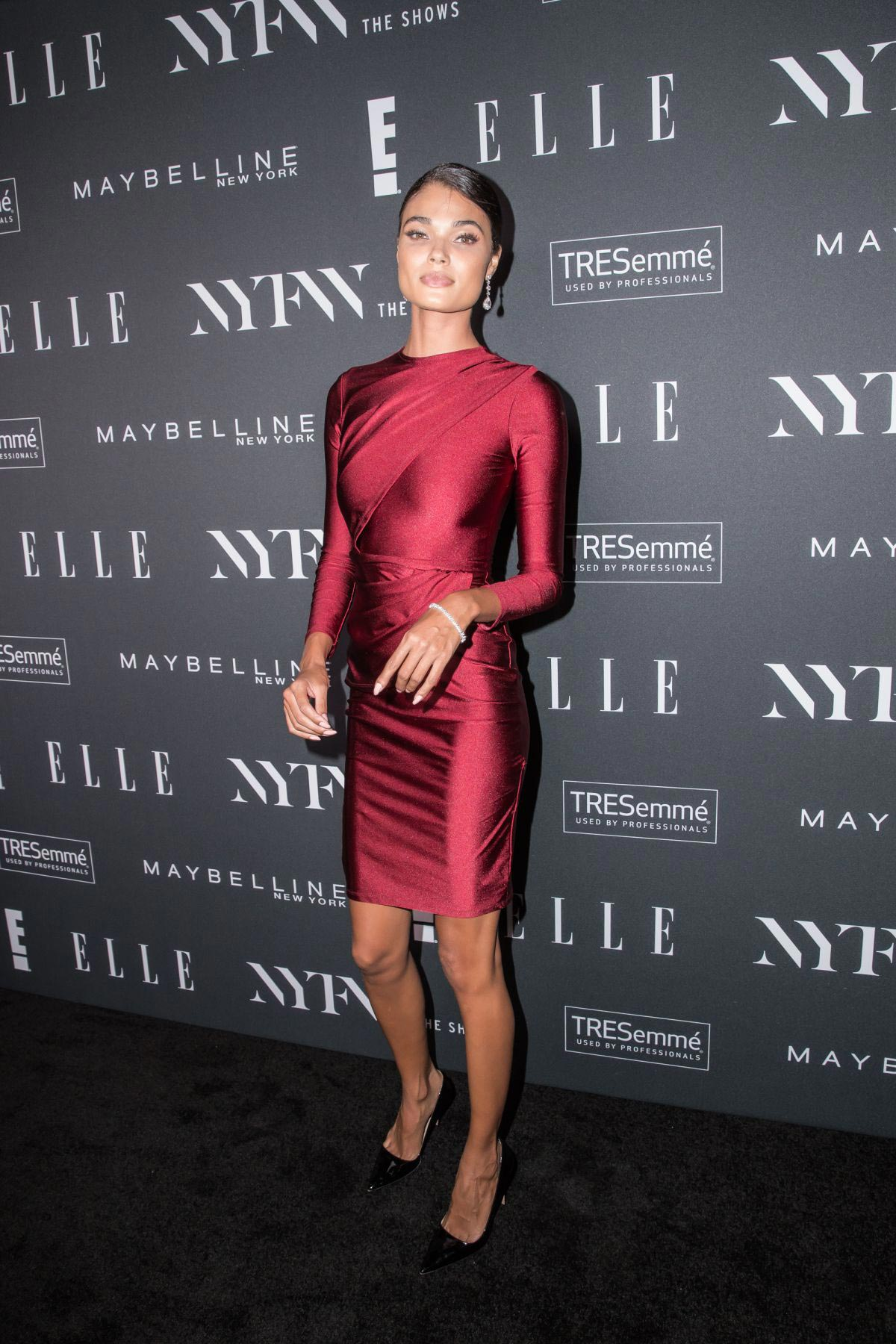 Daniela Braga at E!, Elle and IMG Party in New York 2018/09/05 1