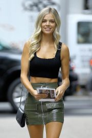 Danielle Knudson at Casting Call for Victoria's Secret 2018 Fashion Show 2018 in New York 2018/08/31 5