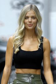Danielle Knudson at Casting Call for Victoria's Secret 2018 Fashion Show 2018 in New York 2018/08/31 6