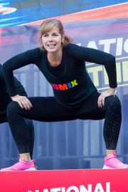 Darcey Bussell Workout on National Fitness Day in London 2018/09/26 1