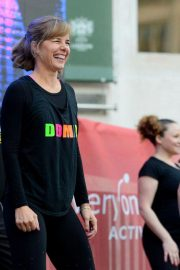Darcey Bussell Workout on National Fitness Day in London 2018/09/26 4