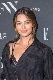 Demi-Leigh Nel-Peters at E!, Elle and IMG Party in New York 2018/09/05 1
