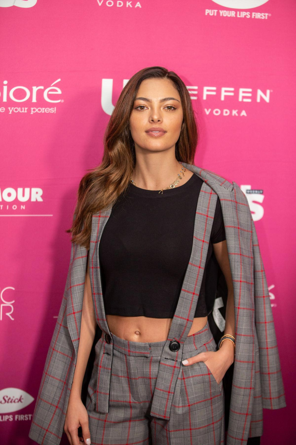 Demi-Leigh Nel-Peters at Most Stylish New Yorkers of 2018 Party in New York 2018/09/12 1