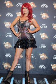 Dianne Buswell at Strictly Come Dancing Launch in London 2018/08/27 1