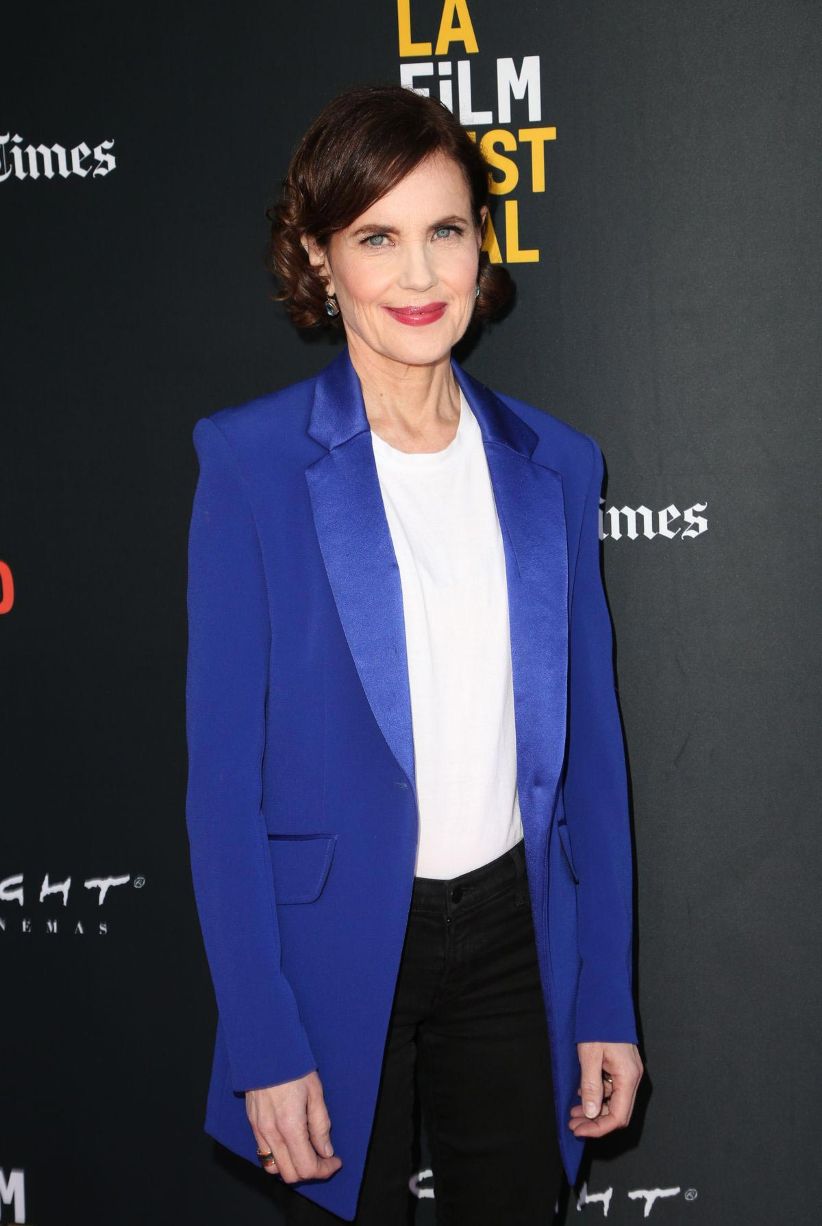 Elizabeth McGovern at The Chaperone Premiere at LA Film Festival 2018/09/23 1
