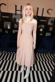 Elle Fanning at Coffee with Creators at TIFF in Toronto 2018/09/08 5