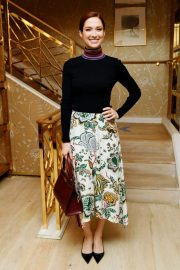 Ellie Kemper at Tory Burch Party in Beverly Hills 2018/09/16 1