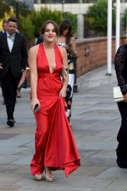 Ellie Leach at Eddie Stobart Charity Ball in Manchester 2018/08/31 2