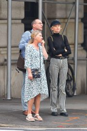 Elsa Hosk Out and About in New York 2018/09/11 4