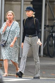 Elsa Hosk Out and About in New York 2018/09/11 5