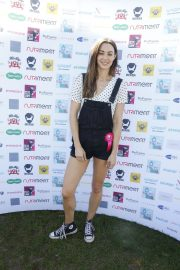 Emily Hartridge at Pup Aid Puppy Farm Awareness Day 2018 in London 2018/09/01 1