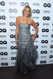 Emily Maitlis at GQ Men of the Year 2018 Awards in London 2018/09/05 1