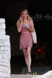 Emma Roberts at Chateau Marmont in Los Angeles 2018/09/13 1
