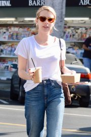 Emma Roberts Out for Morning Coffee in Los Angeles 2018/09/07 2