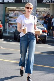 Emma Roberts Out for Morning Coffee in Los Angeles 2018/09/07 6
