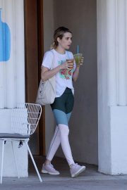 Emma Roberts Out in Los Angeles 2018/09/19 2