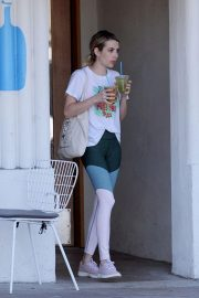 Emma Roberts Out in Los Angeles 2018/09/19 5