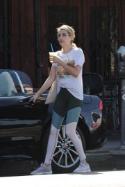 Emma Roberts Out in Los Angeles 2018/09/19 7