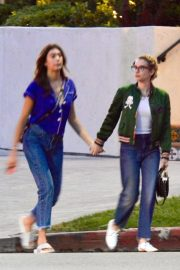 Emma Roberts Out with Her Sister in Los Angeles 2018/09/12 7