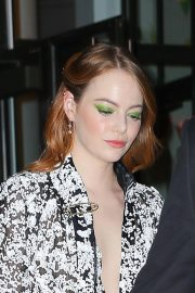 Emma Stone Arrives at Lincoln Center in New York 2018/09/28 5