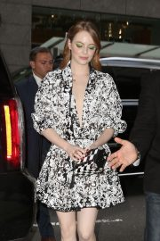 Emma Stone Arrives at Lincoln Center in New York 2018/09/28 8