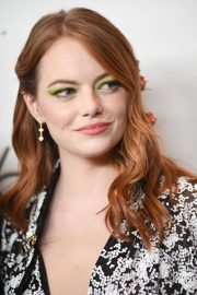 Emma Stone at The Favourite Premiere at New York Film Festival 2018/09/28 5