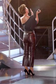 Emma Willis at Celebrity Big Brother Eviction Show in Borehamwood 2018/08/24 6