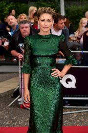 Emma Willis at GQ Men of the Year 2018 Awards in London 2018/09/05 11