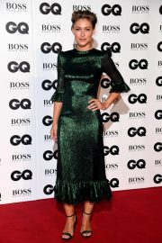 Emma Willis at GQ Men of the Year 2018 Awards in London 2018/09/05 12