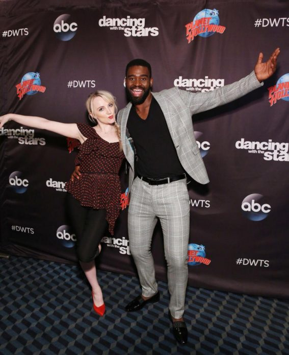 Evanna Lynch at Dancing with the Stars Season 27 Cast Reveal in New York 2018/09/12 1