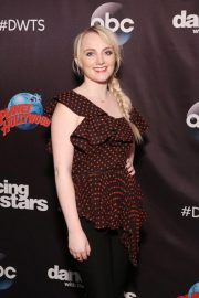 Evanna Lynch at Dancing with the Stars Season 27 Cast Reveal in New York 2018/09/12 2
