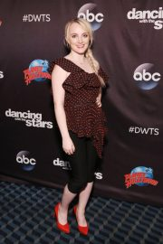 Evanna Lynch at Dancing with the Stars Season 27 Cast Reveal in New York 2018/09/12 4