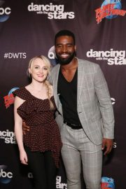 Evanna Lynch at Dancing With the Stars, Season 27 Promos 2018/09/16 2
