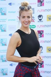 Gemma Atkinson at Pup Aid Puppy Farm Awareness Day 2018 in London 2018/09/01 7