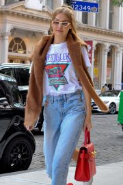 Gigi Hadid Arrives at Her Apartment in New York 2018/09/02 5