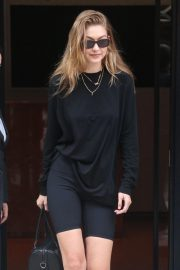 Gigi Hadid Leaves Her Apartment in New York 2018/09/03 7