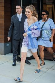 Gigi Hadid Out and About in New York 2018/09/04 1