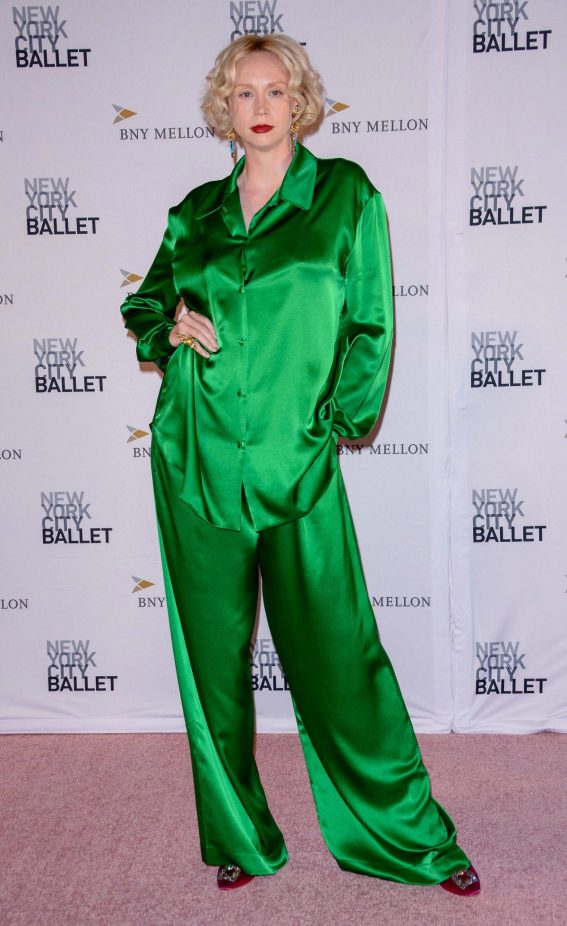 Gwendoline Christie at 2018 Ballet Fall Gala in New York 2018/09/27 1