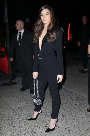 Hailee Steinfeld at Tom Ford Runway Show at New York Fashion Week 2018/09/05 2