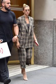 Hailey Baldwin Out and About in New York 2018/09/07 7