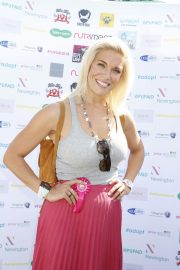 Hannah Waddingham at Pup Aid Puppy Farm Awareness Day 2018 in London 2018/09/01 1