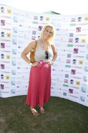 Hannah Waddingham at Pup Aid Puppy Farm Awareness Day 2018 in London 2018/09/01 2