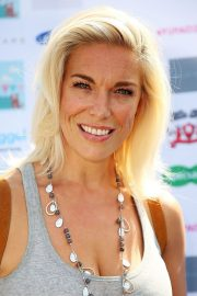 Hannah Waddingham at Pup Aid Puppy Farm Awareness Day 2018 in London 2018/09/01 5