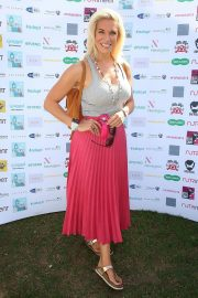 Hannah Waddingham at Pup Aid Puppy Farm Awareness Day 2018 in London 2018/09/01 6