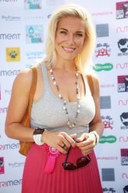 Hannah Waddingham at Pup Aid Puppy Farm Awareness Day 2018 in London 2018/09/01 7