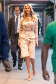 Ivanka Trump Arrives at Her Home in New York 2018/09/24 3