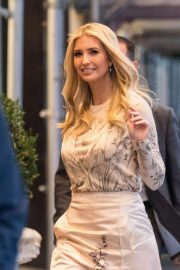 Ivanka Trump Arrives at Her Home in New York 2018/09/24 5