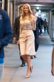 Ivanka Trump Arrives at Her Home in New York 2018/09/24 6